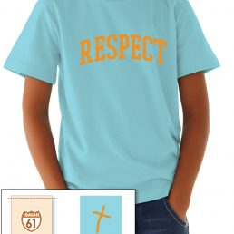 blue respect