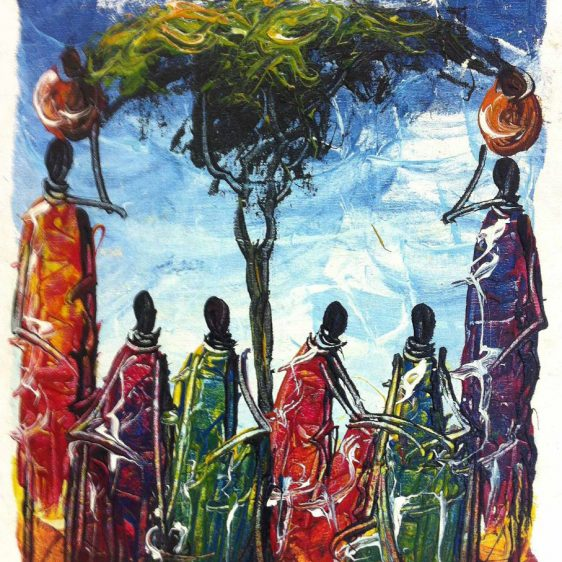 Kenyan Paintings