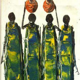 Kenyan Paintings