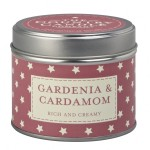Gardenia and Cardamom candle