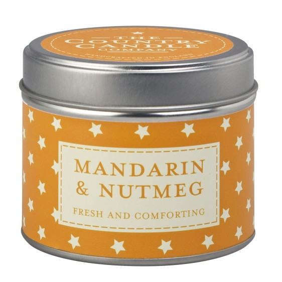 Mandarin & Nutmeg